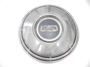 "1967-1969 Galaxie Fairlane Ranchero Torino 10 1/2"" Dog Dish Center Hub Cap"