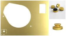 tuning-set GOLD EDITION (1) Per THORENS TD und SME braccio