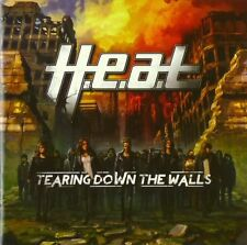 CD-H.E.A.T - TEARING DOWN THE WALLS - #a2980