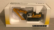 Liebherr Umschlaggerät Bagger Raupe mit Greifer R-944C Litronic 1:50 OVP UH