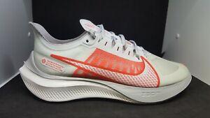 Nike Zoom Gravity Grey Red White Womens Running Shoes BQ3203-003 Size 10