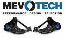 S15 Jimmy Blazer S10 LLV Bravada Set of 2 Front Upper Control Arms Pair Mevotech