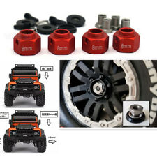For TRAXXAS TRX-4 TRX4 12mm Hex RC 1/10 Widen 8mm Adapter Kit Crawler Car