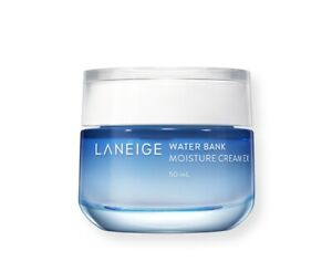 LANEIGE Water Bank Moisture Cream EX Moisturizer - Full Size, 50 ml