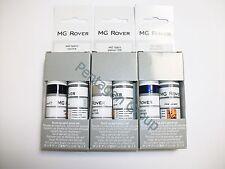 original Rover MG pintura en barra Retoque STARLIGHT PLATA ( MBB ) awz000180