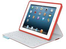 Logitech FabricSkin Keyboard Folio für Apple iPad 2 iPad 3/4 Orange 920-005284