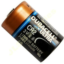 4 x DURACELL 3V LITHIUM CR2 Ultra Photo Batteries DLCR2