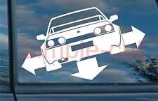 down and out nissan skyline r32 gt-r sticker decal jdm drift stance sticker