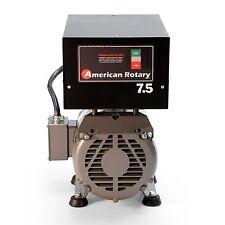 American Rotary Phase Converter AR7F Floor Unit 7 - 7.5 HP Heavy Duty CNC USA