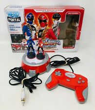 Power Rangers Hero Portal Game Saban Complete Gaming System Plug Play
