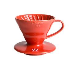 Hario V60 01 Kaffeefilter, rot