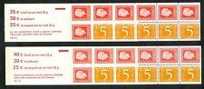 Nederland boekjes 14 a + b postfris