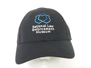 National Law Enforcement Museum Washington DC 5.11 Tactical Black Ball Cap Hat