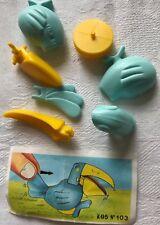 K95n103 Kinderüberraschung Spielzeug mit BPZ und unbebaut