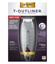 861bad39b ANDIS T-OUTLINER TRIM 04710 Professional Barber Salon Hair Cut Trimmer  Clipper