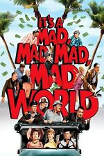 IT'S A MAD MAD MAD MAD WORLD (DVD) 1963 COMEDY ACTION
