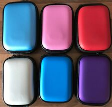 Compact Camera Case Universal Hard Shell Pouch + Strap + Fast & Free Postage