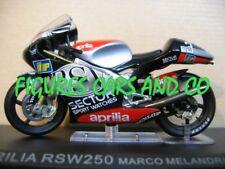1/24 MOTO GP SERIE 1 N°57 APRILIA RSW250 2002 MARCO MELANDRI #3