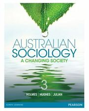 Australian Sociology:  A Changing Society, 3rd Edition