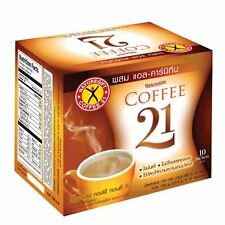 Weight Loss Burn Diet Slim Instant Coffee Plus Ginseng Nature Gift 1 box 10 bags