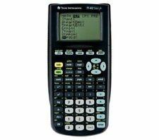 Texas Instruments Ti-82 Stats Calculatrice Graphique - Noir