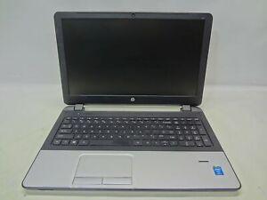 "HP 350 G1 15.6"" Laptop 1.6GHz i5-4200U 4GB RAM (Grade B)"