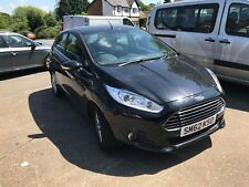 2013 FORD FIESTA 1.0 ECOBOOST ZETEC S/S FABULOUS LOOKING SALVAGE UNRECORDED