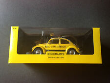 VW Käfer 1300 1969 Beetle ADAC 150058195 Minichamps neu in OVP 1:18
