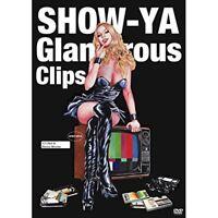 Show-Ya - Glamorous Clips DVD UPBY-5016 New Japan Inport