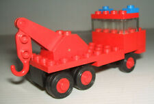 Lego 601 Tow Truck - Vintage Legoland 1970 - Complete