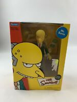 Playmates The Simpsons Mr. Burns Faces of Springfield Deluxe Figure BRAND NEW