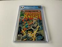 MARVEL SPOTLIGHT 29 CGC 9.2 WHITE PAGES MOON KNIGHT CONQUER LORD MARVEL COMICS