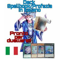 Yu-Gi-Oh! Deck Completo - SPELLBOOK/PROFEZIA ITALIANO 40 Carte + EXTRA DECK