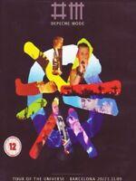DEPECHE MODE - TOUR OF THE UNIVERSE: BARCELONA 20/21:11:09 4 DVD POP/ROCK NEU