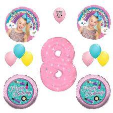 JoJo Siwa Party Supplies 8th Birthday Party Balloon Decoration Kit