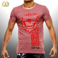 MMA VALE TUDO T-Shirt / kick boxing martial arts venum ufc fighter karate