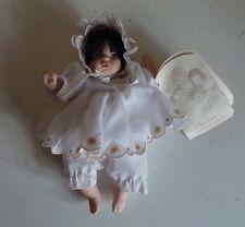 Collectible Pauline Bjonness-Jacobsen Limited Edition Doll Daisy Porcelain Soft