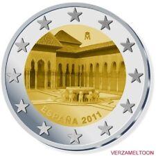 """SPANJE: SPECIALE 2 EURO 2011  """"GRANADA"""""""
