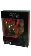 "STAR WARS Black Series CHEWBACCA & C-3PO Deluxe Bespin 6"" Figure Set SEALED UK"