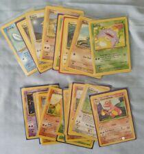Pokemon TCG Base Set Unlimited Cards - Pick and Choose