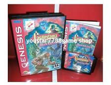 Castlevania Bloodlines NTSC-U for Sega MegaDrive system 16 bit MD card