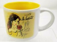 Disney Parks Inspiree Par Belle Vision De La Beaute Mug Beauty and the Beast New