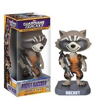 Guardians of the Galaxy  Rocket Bobblehead  Wacky Wobbler  wackelkopf  figur