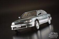 [First43 1/43] Toyota Windom 1991 Dark Green / Gray F43-051