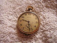Antique Waltham Sapphire Women's Pocket Watch