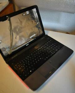 Acer Aspire 7738G 17,3 Notebook Laptop Bastlergerät mit fehlteilen Mainboard io