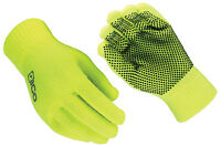 EIGO FLUORO HI-VIS GLOVES ROAD COMMUTER CYCLING RUNNING HIKING GLOVES