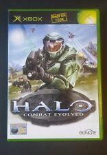 Halo Combat Evolved XBOX Black Label 1st PAL Print Sealed 2002 Bungie Not GOTY