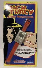 Dick Tracy 2 way wrist watch Playmates Walt Disney Sealed Unpunched Case Fresh