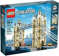 Lego 10214 Creator Expert Tower Bridge ☆SPECIALE COLLEZIONISTI☆ ►NEW◄ MISB